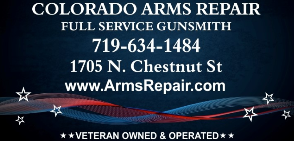 Colorado Arms Repair